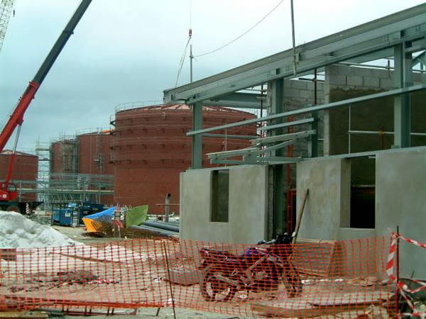 Building Installation