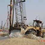 Piling Work Project Photos