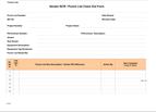 QA-026- - Vendor NCR Punch List Close Out Form