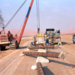 Middle East Pipe Stringing