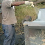 Spraying QAQC Construction